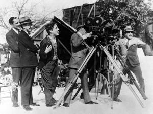 """Charlie Chaplin. """"The Gold Rush"""" 1925, Directed by Charles Chaplin"""