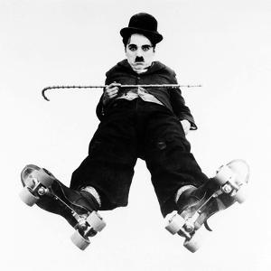 Charlie Chaplin, the Rink, 1916