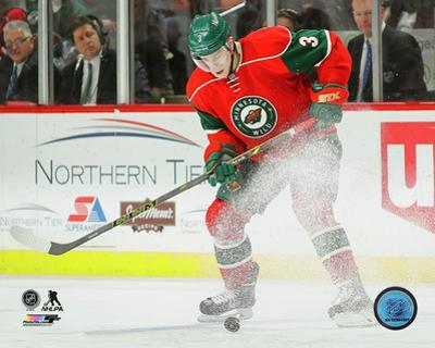 Charlie Coyle 2015-16 Action