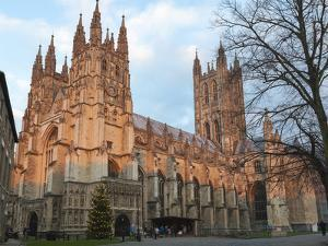 Canterbury Cathedral by Charlie Harding