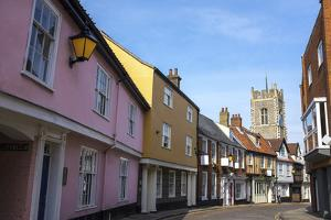 Elm Hill, Norwich, England, Uk, Europe by Charlie Harding