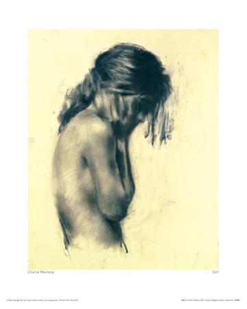 Girl by Charlie Mackesy