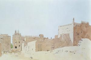 Djenne (Mali) Grande Mosquee, Monday, 2000 by Charlie Millar