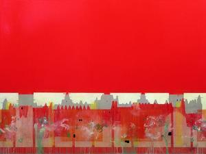 Red Painting by Charlie Millar