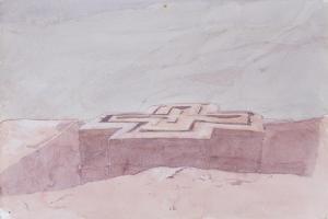 St. George, Lalibela by Charlie Millar