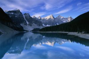 Lake Moraine by Charlie Munsey