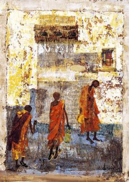 Au Laos by Charlotte Derain