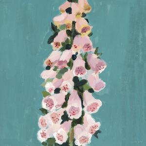 From My Garden - Foxglove by Charlotte Hardy