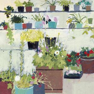 Garden Nursery by Charlotte Hardy