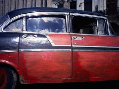 Classic Car, Havana, Cuba by Charlotte Hindle
