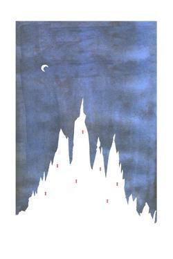 Bluebeard's Castle, 2013 by Charlotte Orr