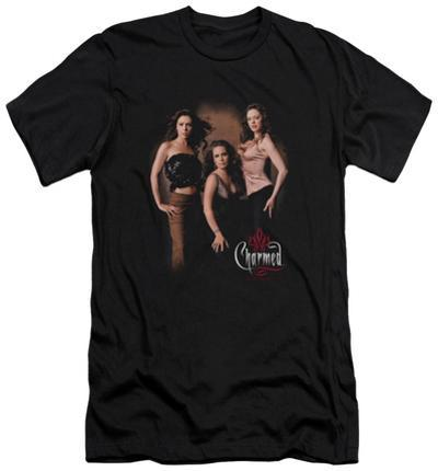 Charmed - Three Hot Witches (slim fit)