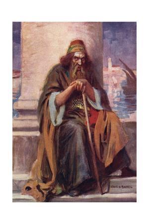 Merchant of V - Shylock