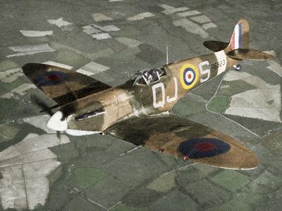 Supermarine Spitfire Mk Vb, 1941