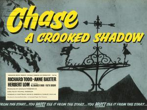Chase a Crooked Shadow