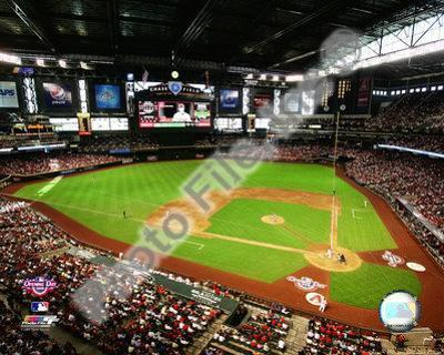 Chase Field - 2009 Opening Day