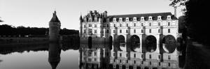 Chateau De Chenonceaux Loire Valley France