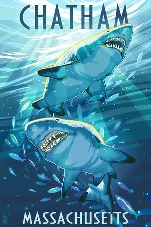 https://imgc.allpostersimages.com/img/posters/chatham-massachusetts-stylized-tiger-sharks_u-L-Q1GQNY10.jpg?p=0