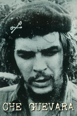 Che Guevara (Face, B&W) Art Poster Print