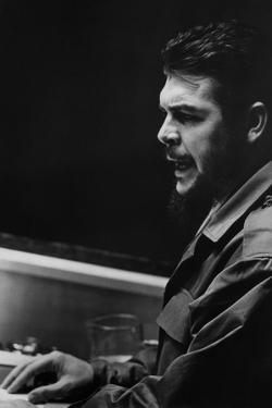 Che Guevara Speaking at the United Nations, Dec. 11, 1964