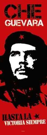Che Guevera - Frontiers Head Door Flag