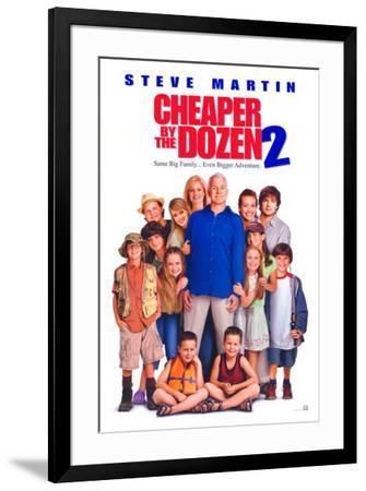 Cheaper By the Dozen 2--Framed Poster