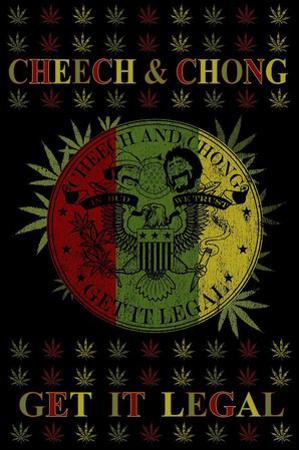 Cheech and Chong - Get It Legal