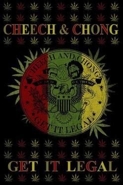 Cheech and Chong - Get It Legal