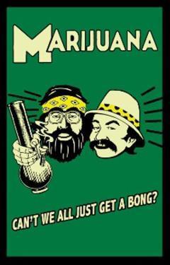 Cheech and Chong - Marijuana Retro
