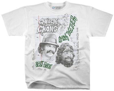 Cheech & Chong- Best Buds Stick Together