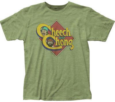 Cheech & Chong- Caricature Logo