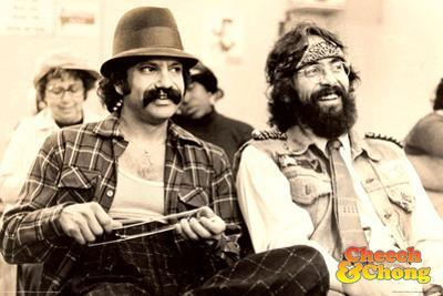 Cheech & Chong- Chill