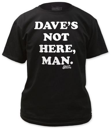 Cheech & Chong - Dave's Not Here