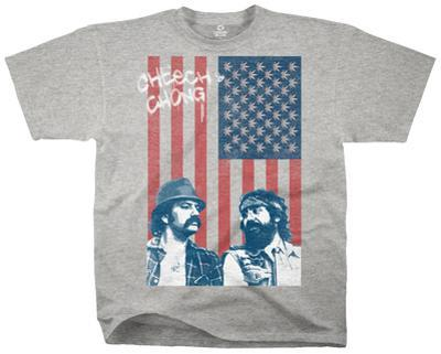 Cheech & Chong - Red, White, Blue And Green