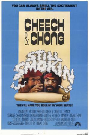 Cheech & Chong: Still Smokin'