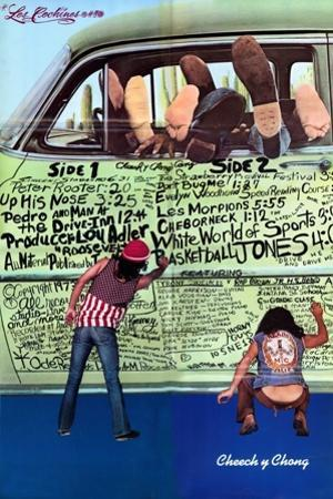 Cheech & Chong- The Pigs Grafitti