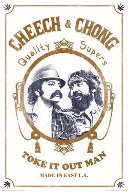 Cheech & Chong - Toke It Out