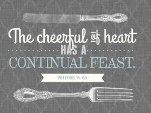 Cheerful of Heart