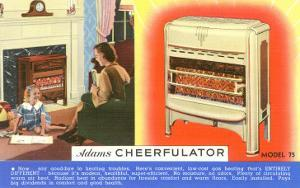 Cheerfulator Gas Heater