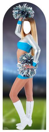 Cheerleader Stand-In