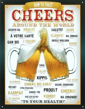 Cheers Around The World Beer