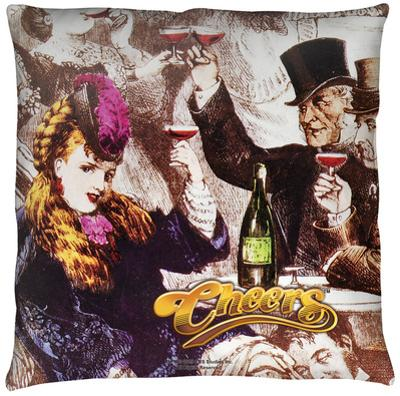 Cheers - Old Fashioned Throw Pillow
