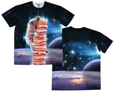 Cheeseburger Space Stack (Front/Back)
