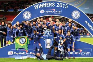Chelsea - Capital One Winners Team