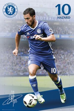 Chelsea F.C.- Hazard 16/17