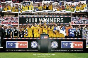 Chelsea - FA Cup Winners 2009