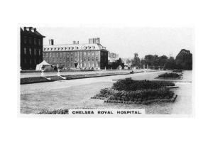 Chelsea Royal Hospital, London, C1920S