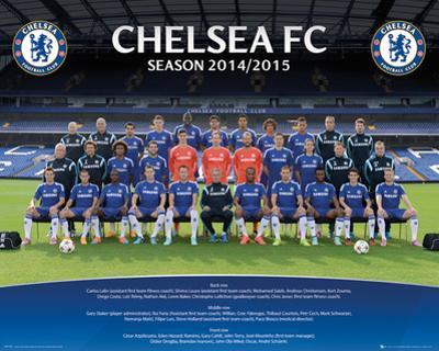 Chelsea Team 14/15