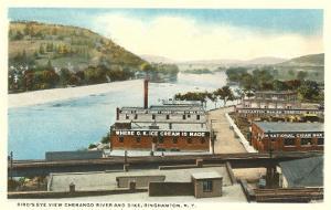 Chenango River, Binghamton, New York