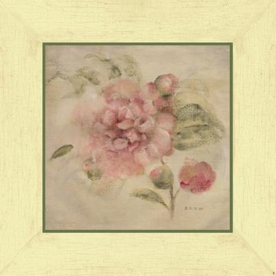 Dusty Pink Rose by Cheri Blum